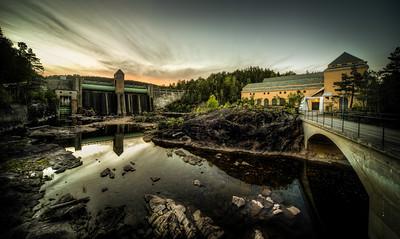 Nomeland kraftstasjon