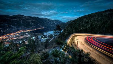 Dalen, i Telemark