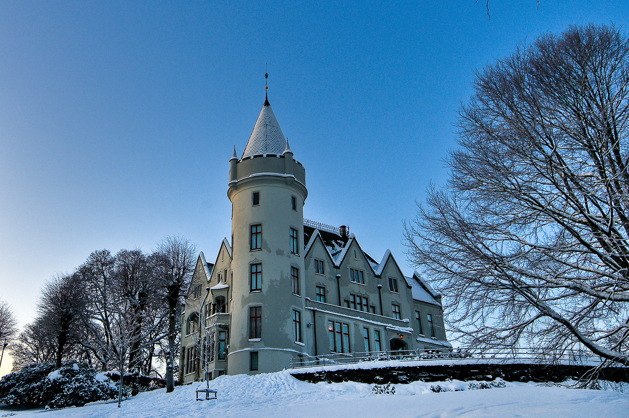 Gamlehaugen, Bergen