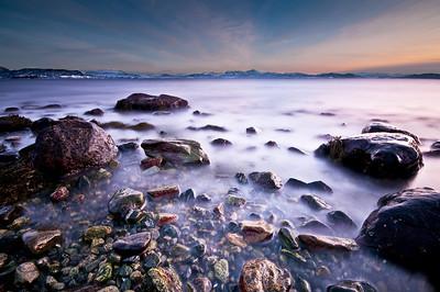 Bjørnefjorden - Os
