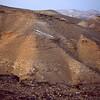 Judaean Desert from Arad, Israel