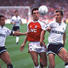 Arsenal vs Tottenham (Gary Mabbut, Alan Smith and ???)