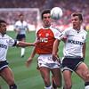 Arsenal vs Tottenham (Gary Mabbut, Alan Smith and ???)