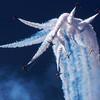 Red Arrows, 1990 Farnborough Air Show