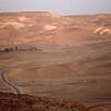 Road to Masada, Judaean Desert, Israel