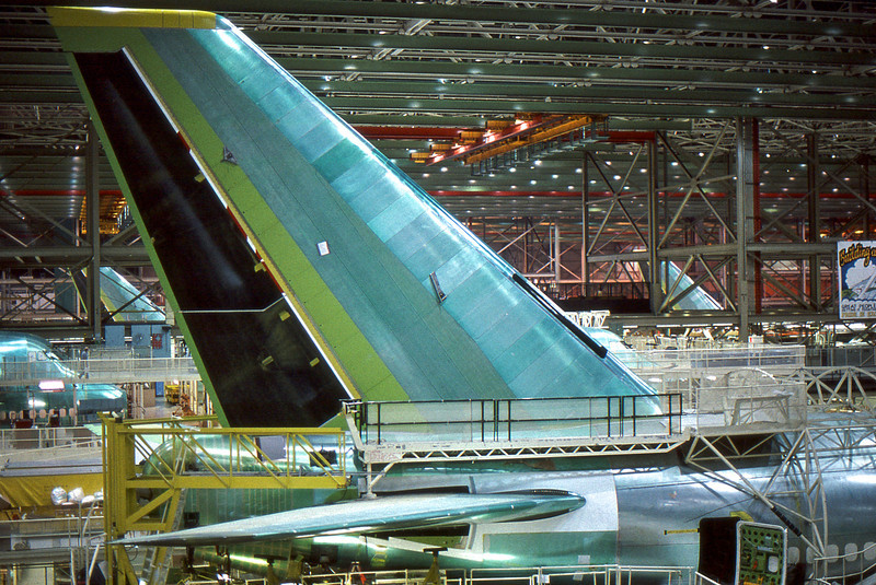 747 Factory - Seattle
