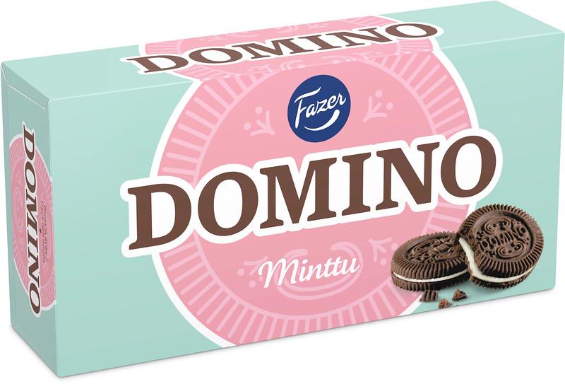 DOMINO Minttu küpsis 350g/14 tk: 70741017