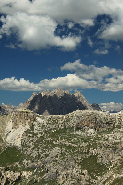 Still hiking the valleys of Dolomites, getting lost here was such an experience!