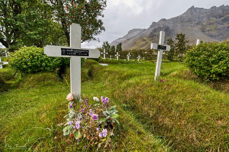 Núpsstaður Cemetary