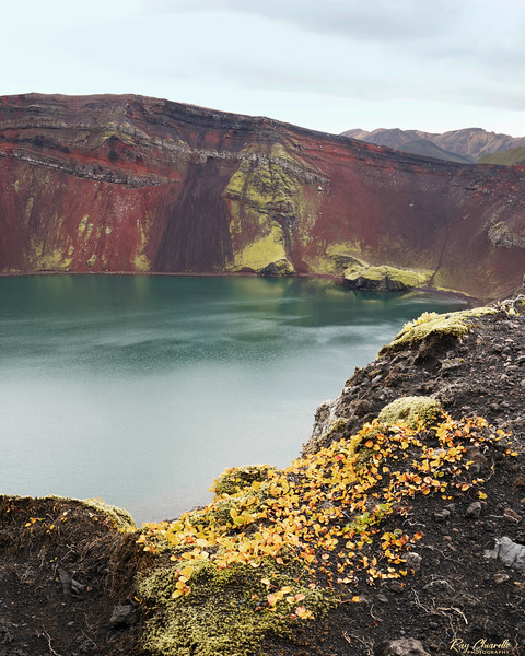Crater of Ljótipollur