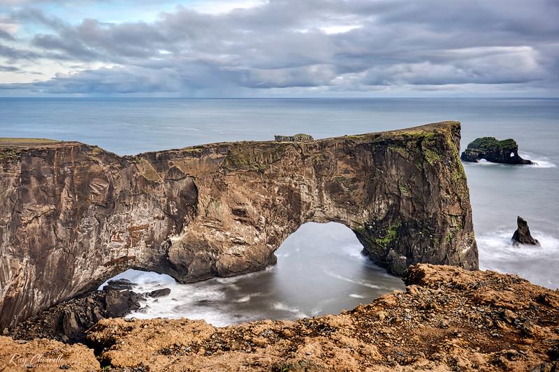 Dyrhólaey Sea Arches