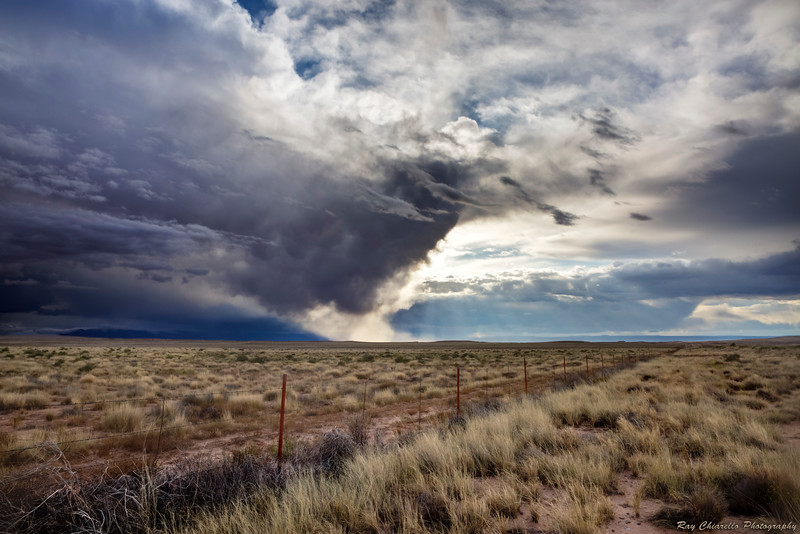 Storm Over Northeastern Arizona