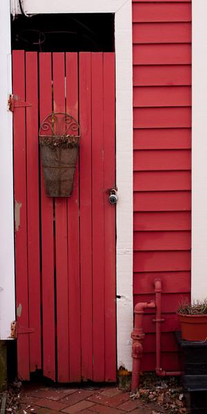 Red Door<br /> Annapolis, MD