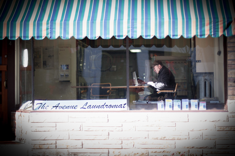The Avenue Laundromat<br /> Annapolis, MD<br /> IMG_6393