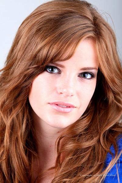 Model - Sarah Davis