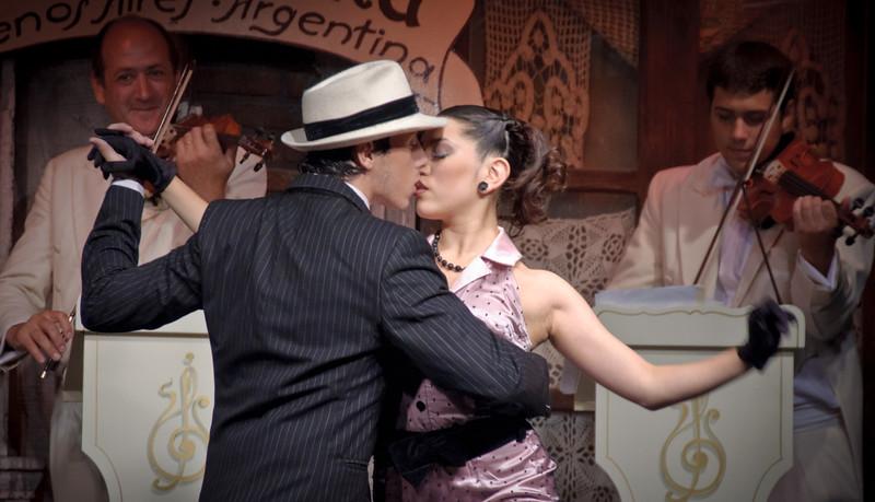 La Ventana Tango Show, Buenos Aires, Argentina