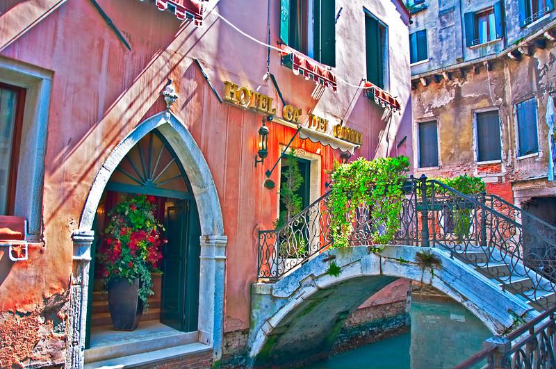 Hotel Ca Del Conti, Venice, Italy
