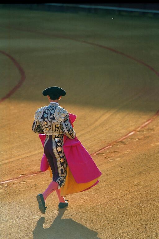 Matador in Seville