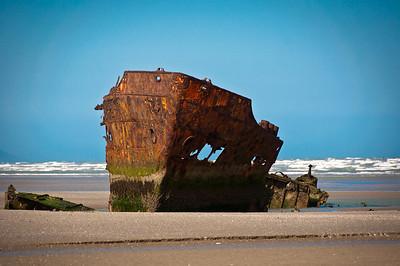 Shipwreck, Baltray