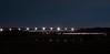 Baldwin & Railroad Bridges at Night.<br /> Taken from Founders Memorial Park<br /> Old Saybrook, CT