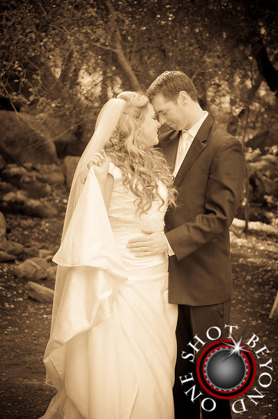 Featured Wedding - Nick & Lauryn 2011