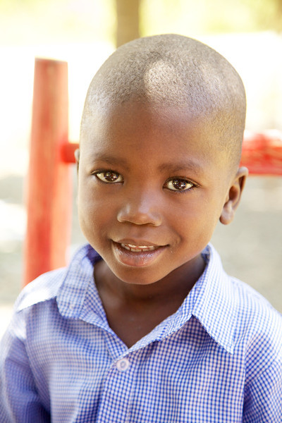 Joel Son Etienne  - This child is currently being sponsored. They are receiving an education and are provided with a meal every day.