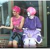 Atomic Pink - GirlShow interview - July 2009 by Daniel Perez