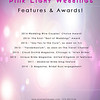 Pink Light Weddings Features and Awards.