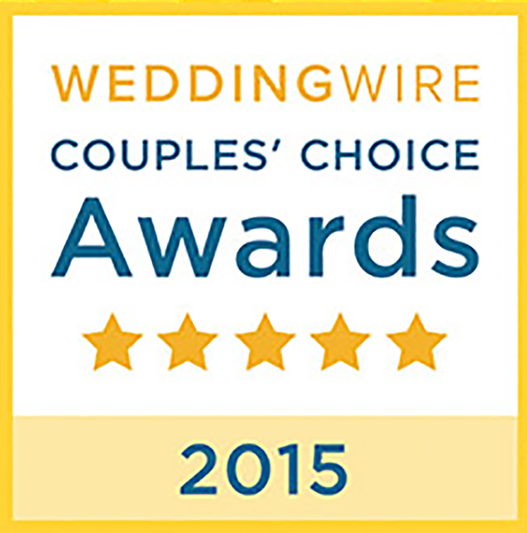 We won this year's award!  Congrats to all my couples from 2014 - you are all amazing!