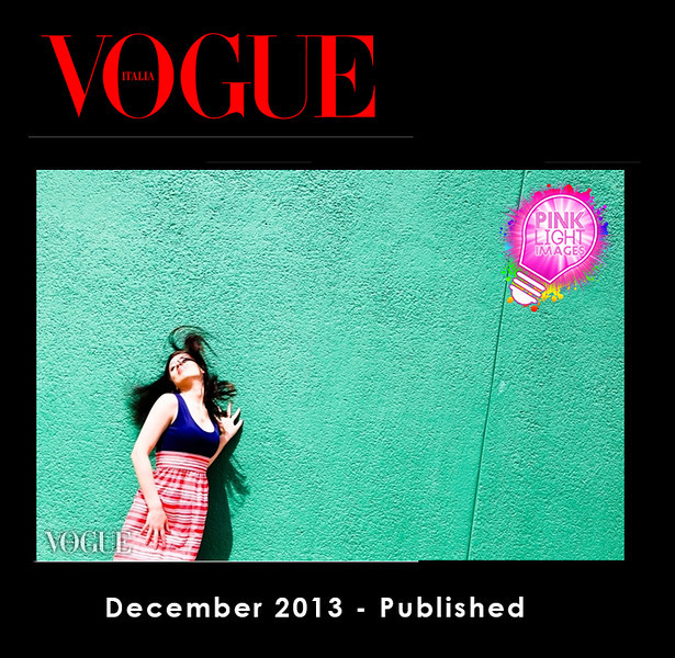 Published in Vogue IT - December 12th, 2013