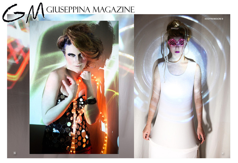 "Giuseppina Magazine - ""Invaders"" issue - April 2014"