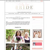 Feature in the Pretty Pear Bride blog!!!!!