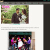 Offbeat Bride feature - Renaissance wedding - Chrystine/Joe
