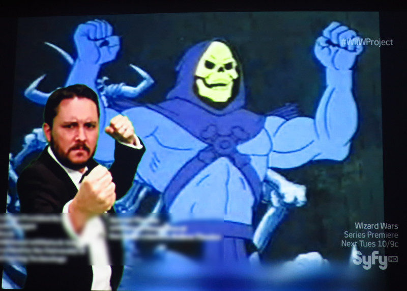 "from the ""Wil Wheaton Project"" - my photshopped image made it on TV!"
