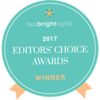 Two Bright Lights - Editors Choice award! 2017