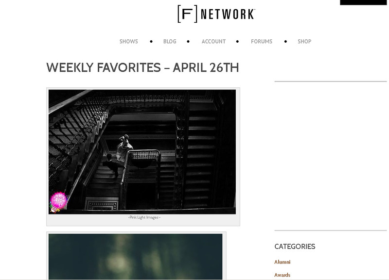 [Framed] Network featured image - April 2015