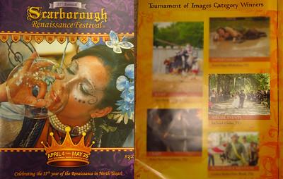 WINNER: Scarborough Renaissance Festival - published in 2015