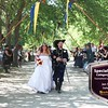 WINNER of Special Events Category at the Scarborough Renaissance Festival - December 2014. - Images like this tell it all.  The beautiful grounds at the Faire as well as a super super happy couple celebrating their vows!!!!<br /> <br /> PUBLISHED:  in the 2015 season Program