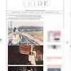 Feature on Pretty Pear Bride! - Steampunk Victorian Bride