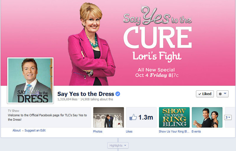 "The air date for ""Say Yes to the Cure"" - aired 10/4/13 featuring the updates on Lori and Delese."