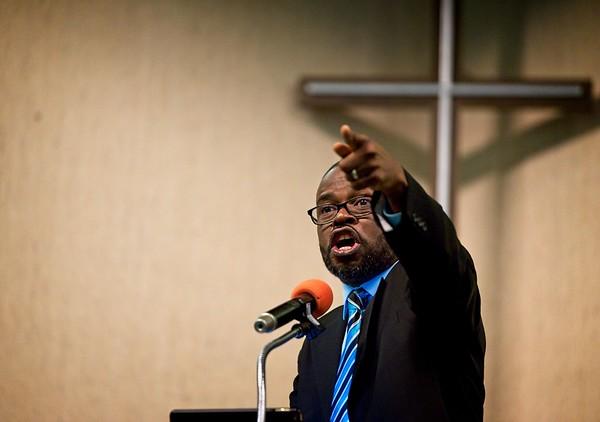 Rev. Louis Telcy UMC Church Shoot