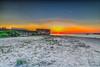 Fort Boat Sunset TM