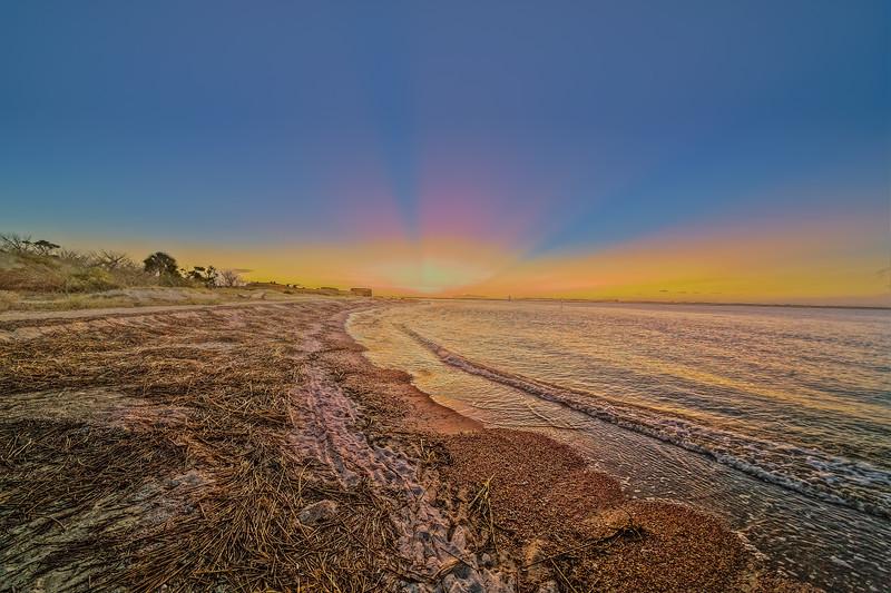 St. Marys River Sunset