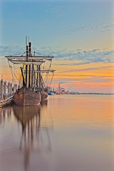 Ships that Changed Two Continents