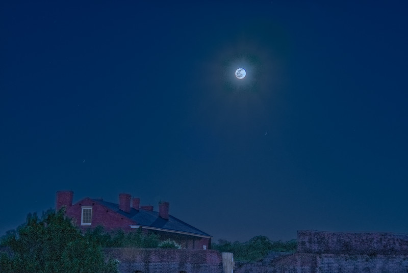 Moon Shined Fort