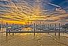Fernandina Marina Sunset