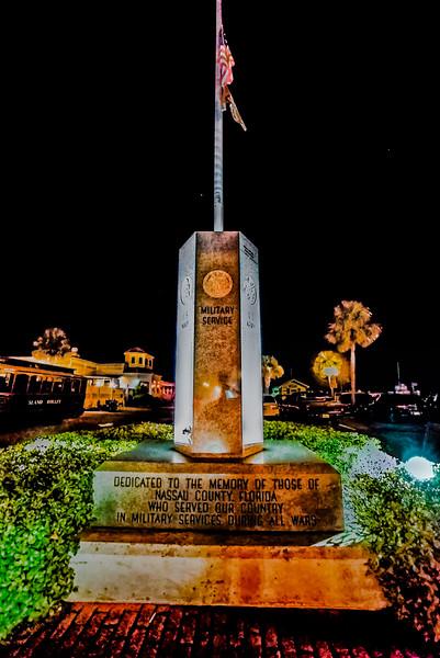 Nassau Military Sevice