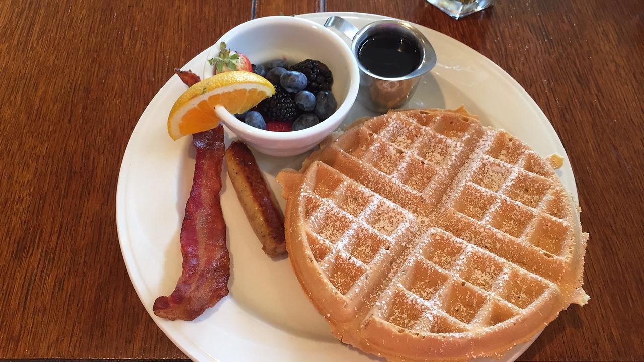 Breakfast at the Inn