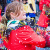 lancer de confettis