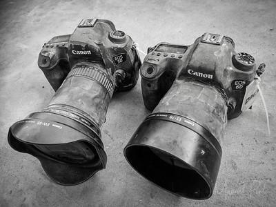 My Cameras used